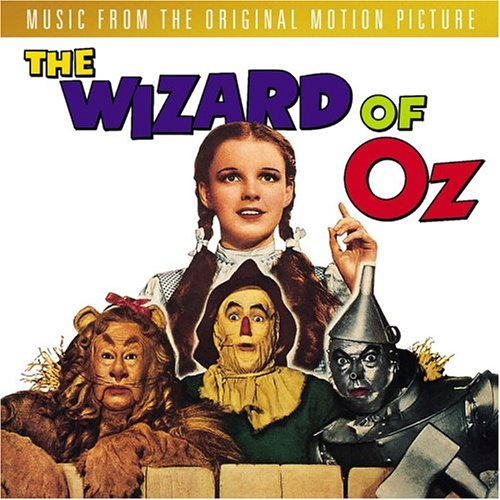 Original album cover of The Wizard Of Oz: Selections From The Original Motion Picture Soundtrack by Herbert Stothart, Harold Arlen, E. Y. Harburg