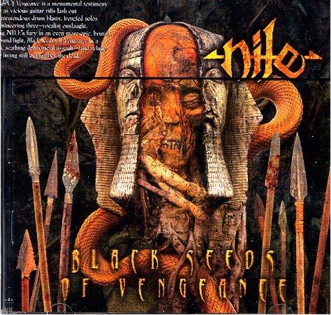 Nile - Black Seeds of Vengeance - Zortam Music