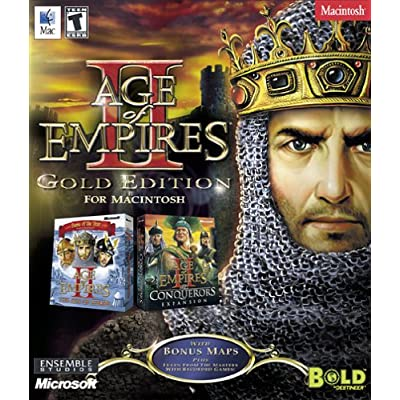 Age of Empires II: The Conquerors for Mac