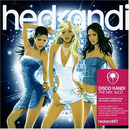 Various Artists - Hed Kandi: Disco Kandi - The Mix - Zortam Music