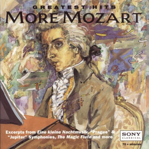 Mozart - Greatest Hits: More Mozart - Zortam Music