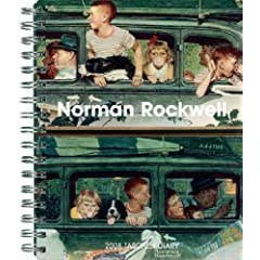 Norman Rockwell 2008 Diary