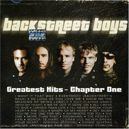 Backstreet Boys - Hits: Chapter One - Zortam Music