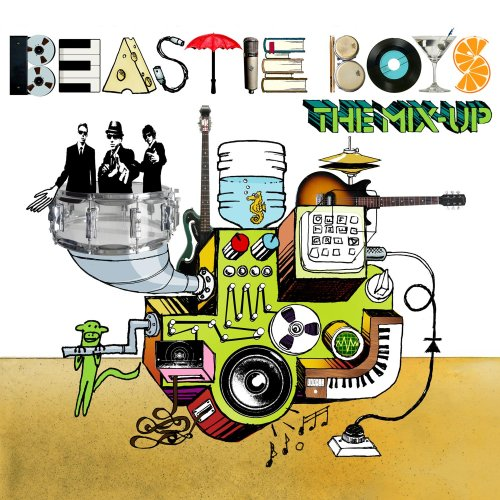 Beastie Boys - The Mix-Up - Zortam Music
