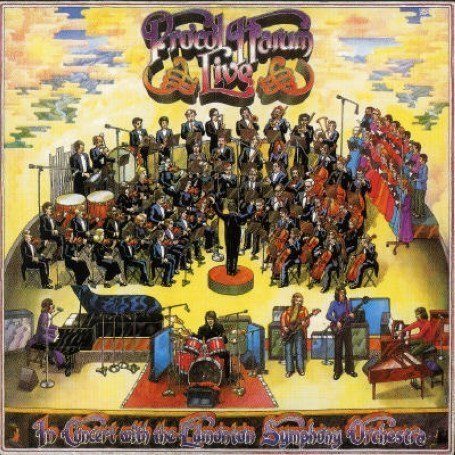 Procol Harum - Live In Concert With the Edmonton Symphony Orchestra - Zortam Music