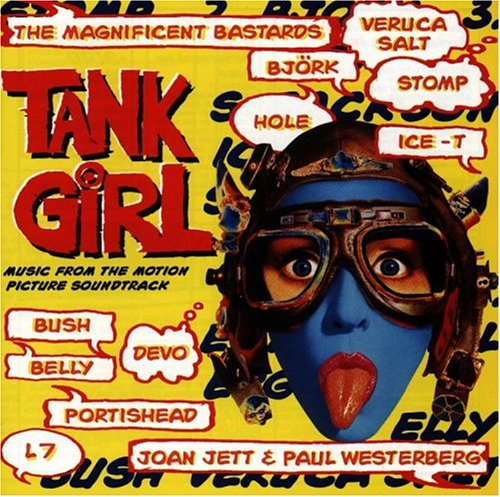 DEVO - Tank Girl: Original Soundtrack from the United Artists Film - Zortam Music