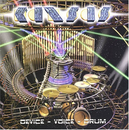 Kansas - Device Voice Drum - Zortam Music