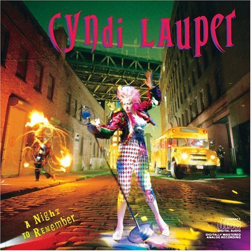 Cyndi Lauper - A Night To Remember - Zortam Music