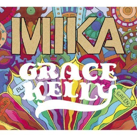 MIKA - Grace Kelly (Single) - Zortam Music