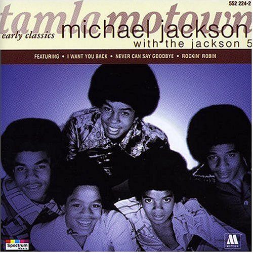 Album cover for Michael Jackson with The Jackson 5