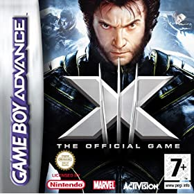 X-Men The Official Movie Game (GBA)