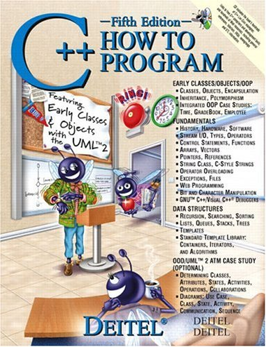 C++ How to Program (5th Edition) (How to Program)
