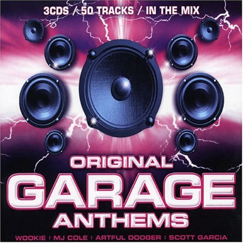Various Artists - Garage Anthems - Zortam Music