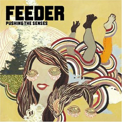 Feeder - Pushing The Senses [Limited Edition] [CD + DVD] - Zortam Music