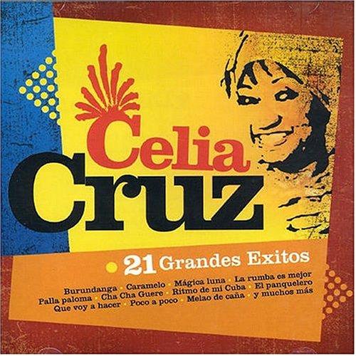Celia Cruz - 21 Grandes Exitos - Zortam Music