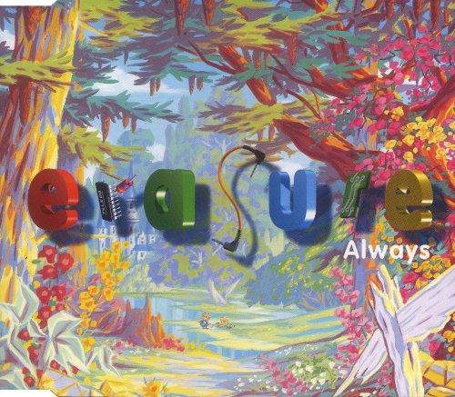 Erasure - Always (12 Inch Promo) - Zortam Music