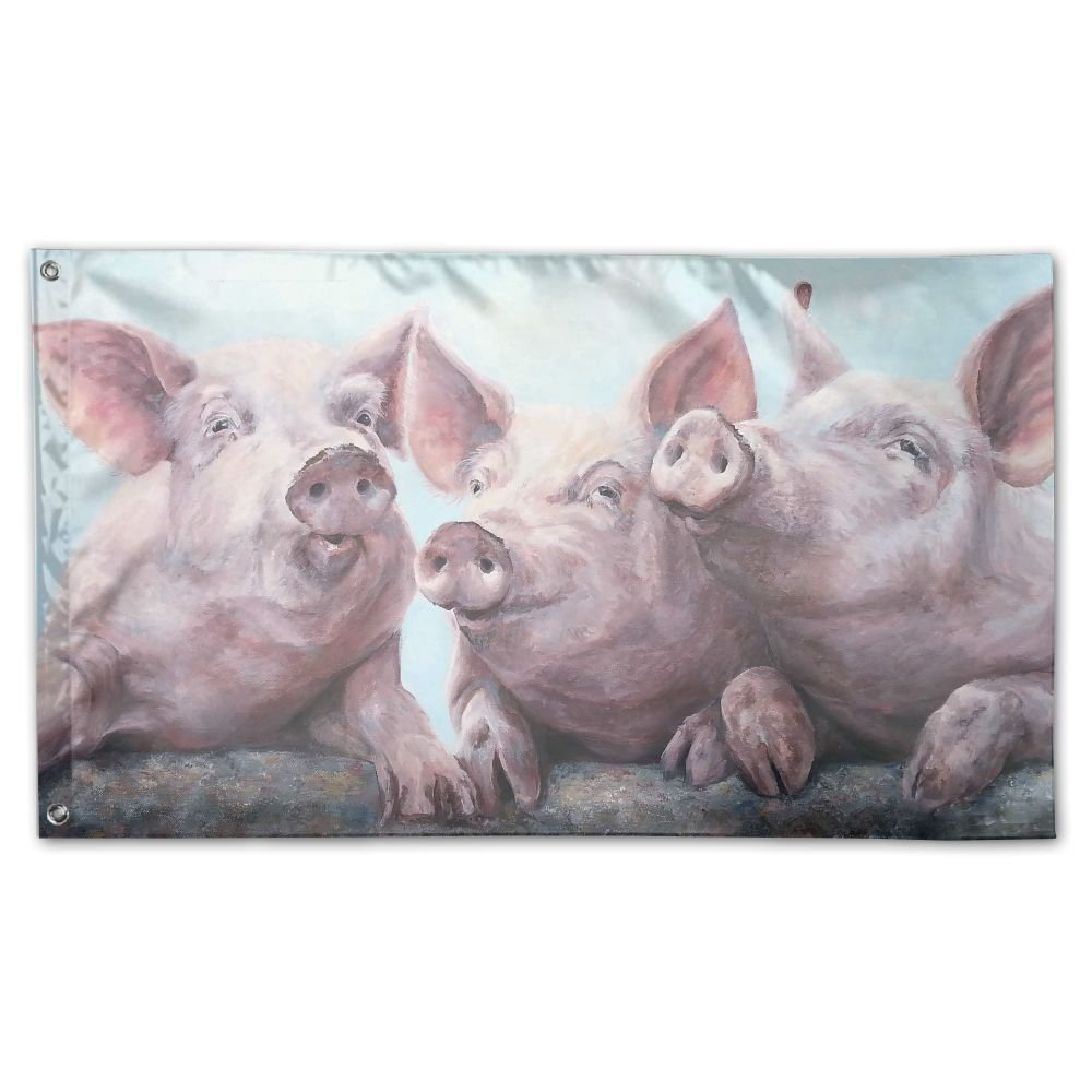 Pigs Flag