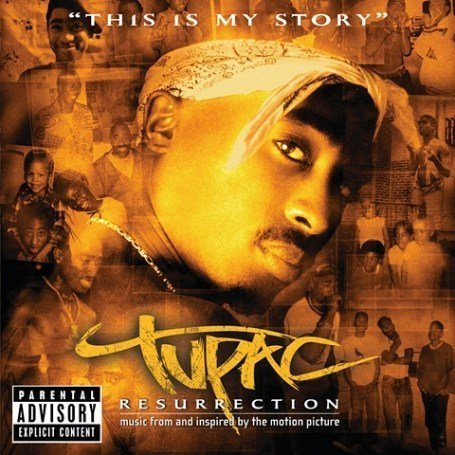Resurrection by 2Pac album cover