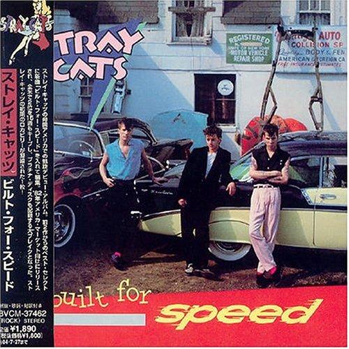 Baby Blue Eyes Lyrics Stray Cats