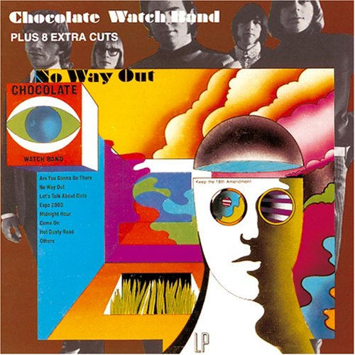 Chocolate Watch Band - No Way