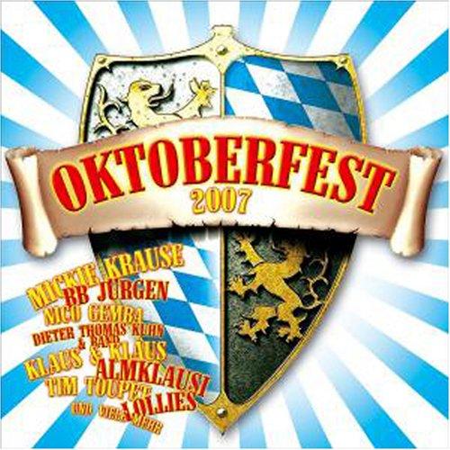 Various - Oktoberfest 2007 - Zortam Music