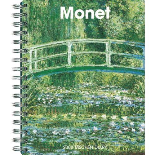 Monet 2008 Diary