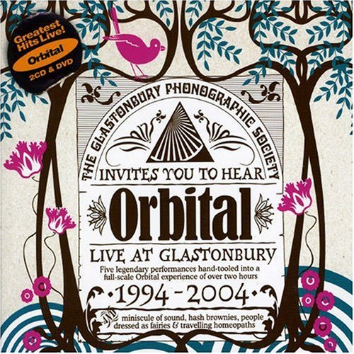 Orbital - Live at Glastonbury - Zortam Music