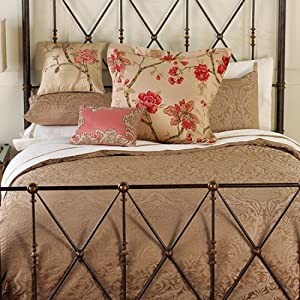 The Bombay Company Store: Taylor Bedding Collection - Taupe