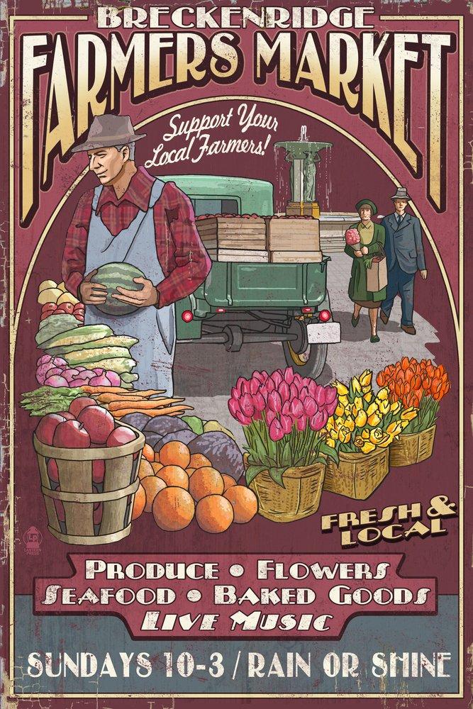 Breckenridge Farmers Market