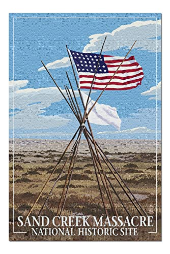 Sand Creek Massacre National Historic Site, Colorado jigsaw puzzle