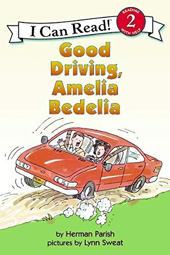 Good Driving Amelia Bedelia Pb-Herman Parish