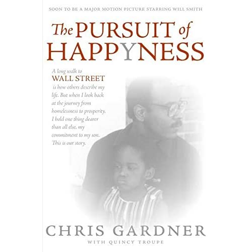 pursuit of happyness movie and book comparison Book review on pursuit of happyness by chris gardner.