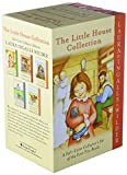 The Little House Collection: A Full-Color Collector's Set of the First Five Books: Little House in the Big Woods, Farmer Boy, Little House on the Prairie, On the Banks of Plum Cre