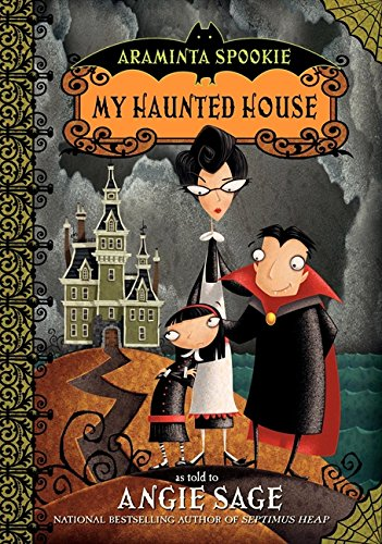 My Haunted House-Angie Sage, Jimmy Pickering