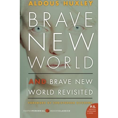brave new world essay introduction