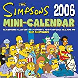 The Simpsons 2006 Calendar: Mini-Calendar