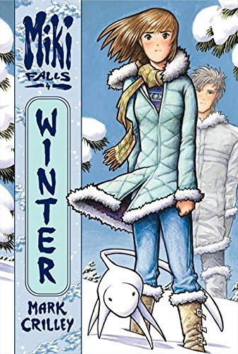 Winter-Mark Crilley, Mark Crilley