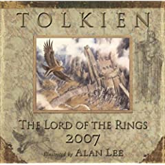 Tolkien Calendar 2007
