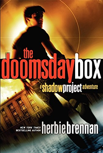 The Doomsday Box: A Shadow Project Adventure-Herbie Brennan