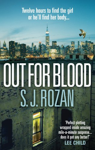 Out For Blood-S. J. Rozan