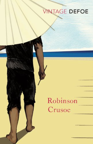 Robinson Crusoe-Daniel Defoe