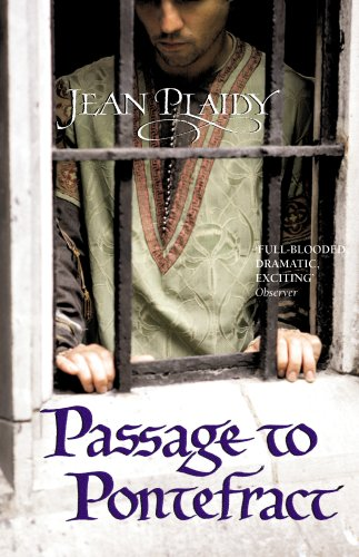 The Passage to Pontefract-Jean Plaidy