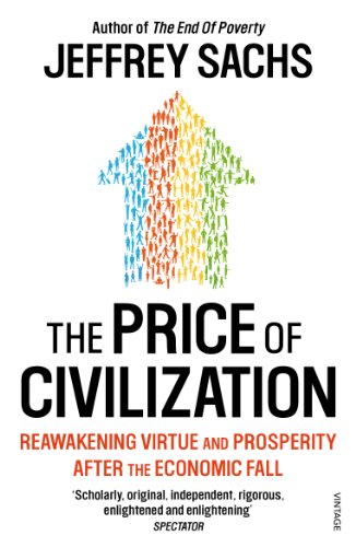 The Price of Civilization-Jeffrey D. Sachs
