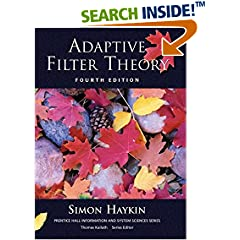 Prentice Hall Adaptive Filter Theory 3Rd Ed Symon Haykin