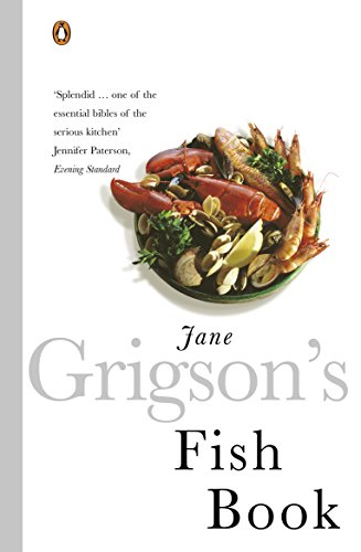 Jane grigson 39 s fish book jane grigson caroline waldegrave for Book with fish bowl on cover