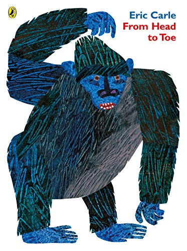 From Head to Toe-Eric Carle