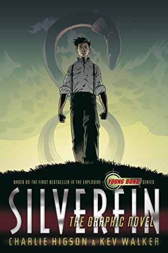 SilverFin: The Graphic Novel-Charlie Higson, Kev Walker