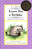 Eeyore Has a Birthday (Puffin Easy-to-Read)
