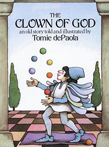 Clown of God-Paola De Tomie