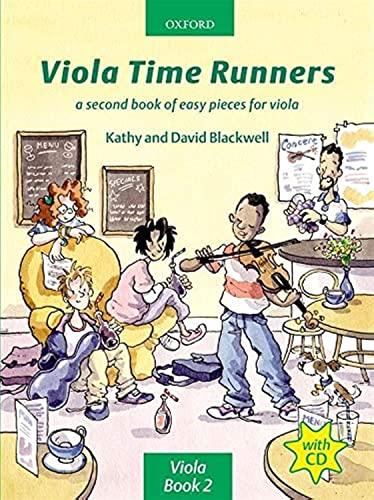 Viola Time Runners-Kathy Blackwell, David Blackwell